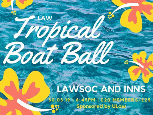 The Law Boat Ball