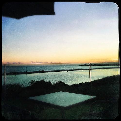 couché de soleil, océan, atlantique, guillaume chaplot