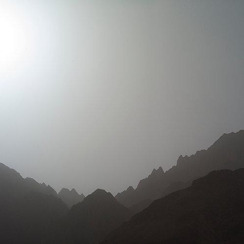 montagne, egypte, guillaume chaplot