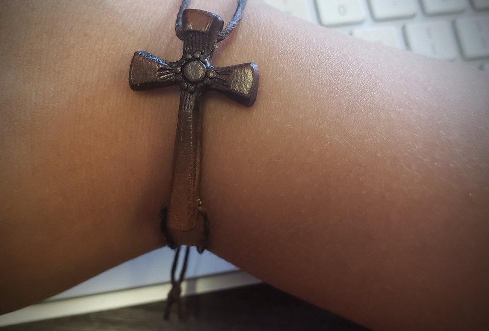 Cobbler Wrap Bracelet