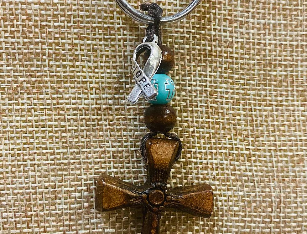 Cobbler Awareness Keychain
