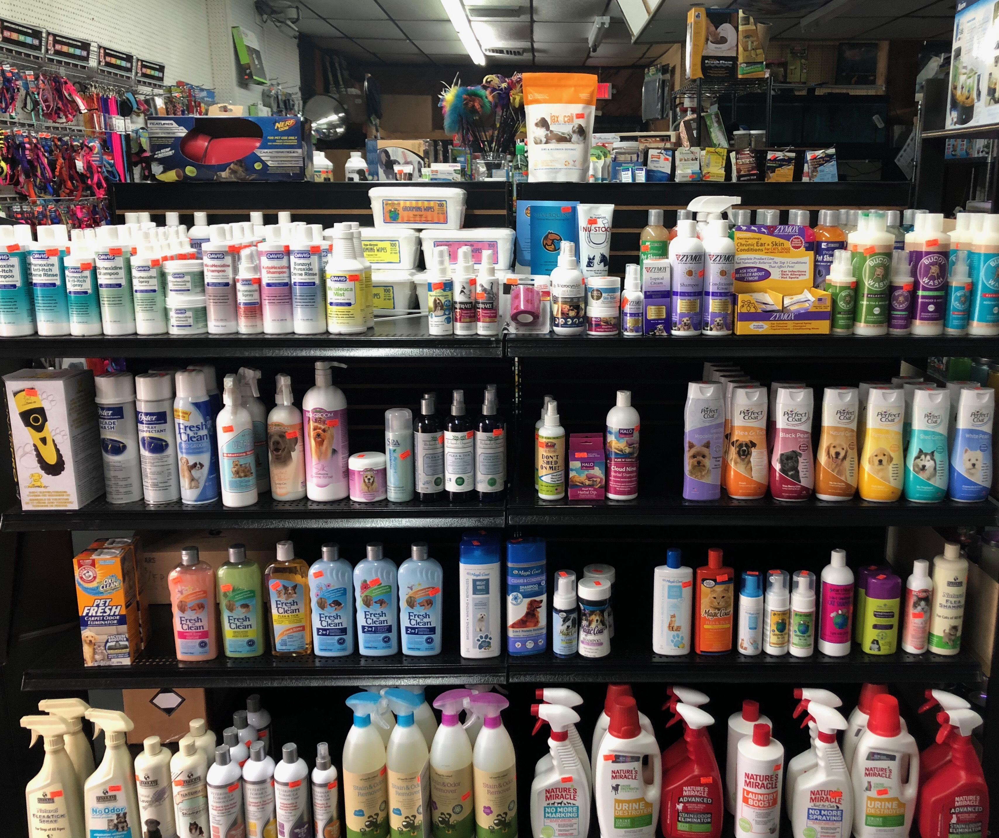 Suds, Shampoos & Smell Goods