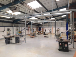 Oak Country Joinery, Main Workshop