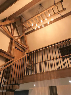 Barn Conversion Staircase Gallery