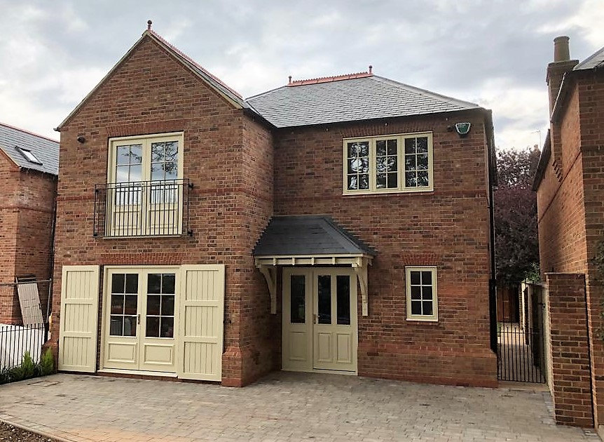 Traditional New Build Home