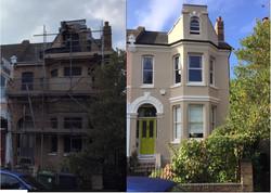 Render Restoration - Before & After