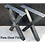 Thumbnail: Traverse Oak & Steel Live Edge Table Set