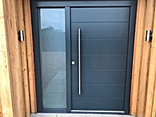 Part Q Contemporary Doorset