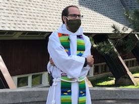 Rev Patrick's first Sunday Sept 06 (2).p