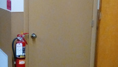 Furnace Room Door