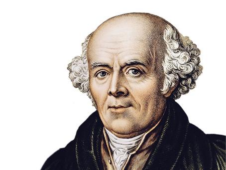 Autobiographie Samuel Hahnemann