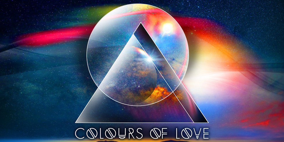 COLOURS OF LOVE ONLINE GLOBAL COMMUNITY LAUNCH