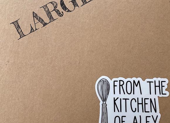 LARGE FAN FAVORITES COOKIE BOX (24  COOKIES)