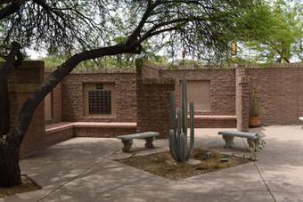 LCF Memorial Garden