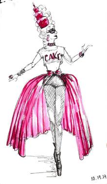 Antoinette x Gaga