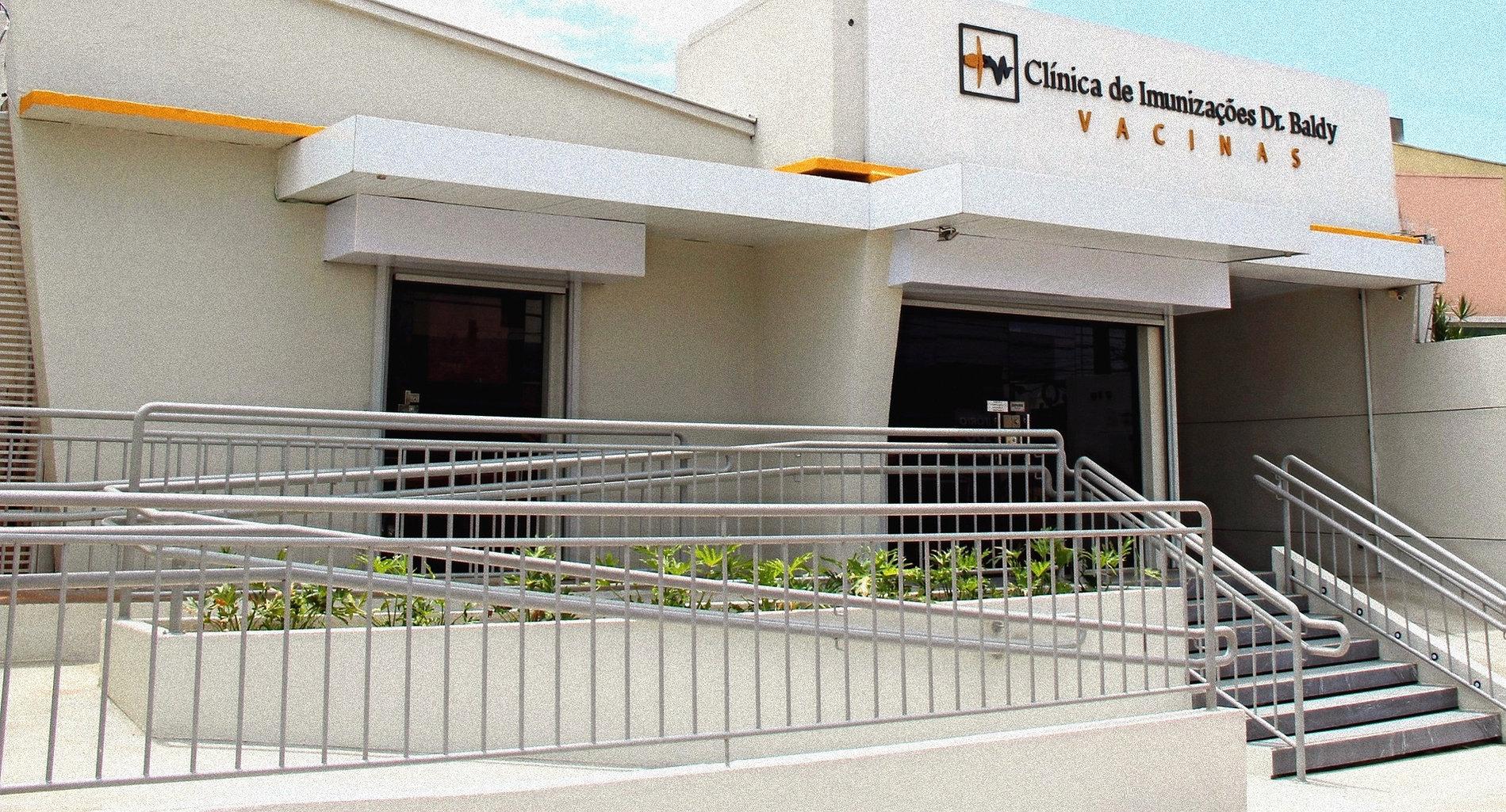 Clinica de vacinação