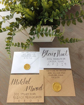 make your invitations extra special with