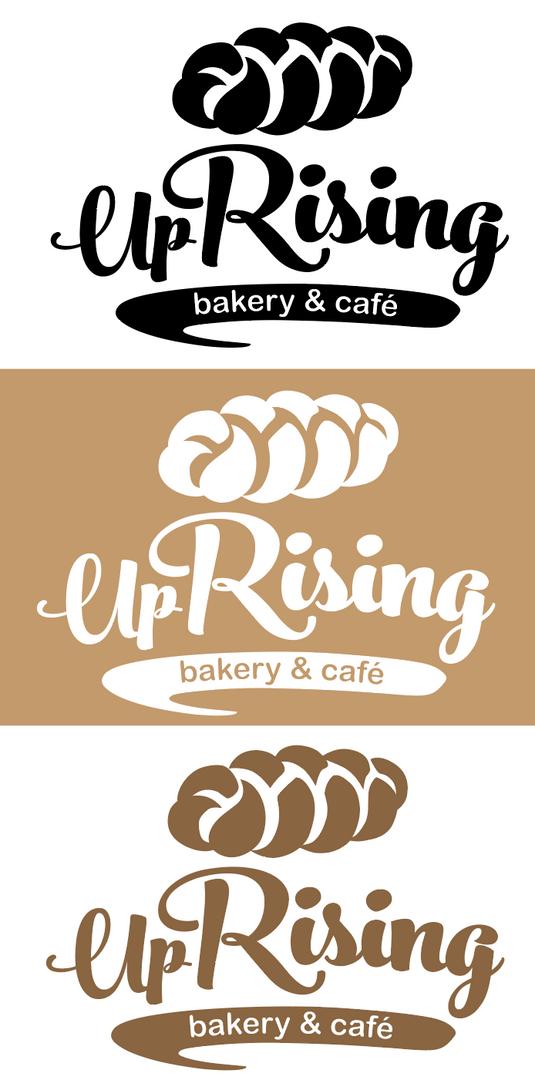 UpRising Bakery & Cafe Logo