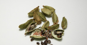 """Cardamom: """"The King of Spices"""""""