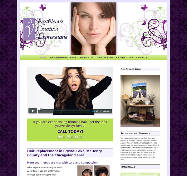 Kathleens Creative Expressions Home Page