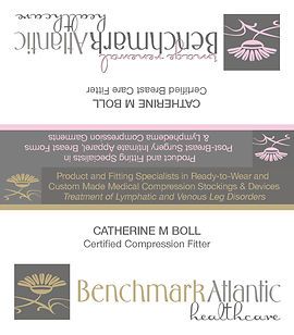 Benchmark Atlantic Tent Card Outside