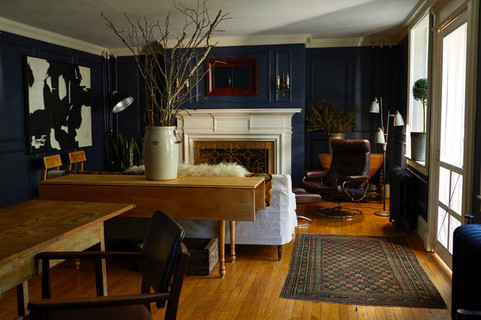 The Lindsey Parlor