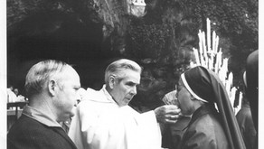 Fulton Sheen and Our Lady of Lourdes