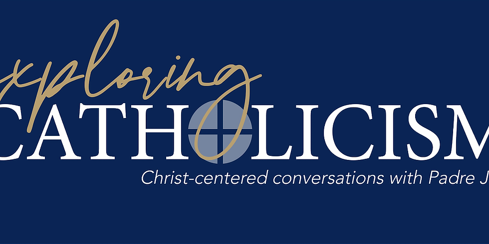 """Live Interview on """"Exploring Catholicism with Padre Jay"""" (Pittsburgh)"""