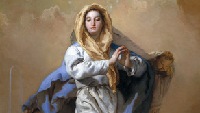Mary, the Immaculate Conception and the Advent of Christ