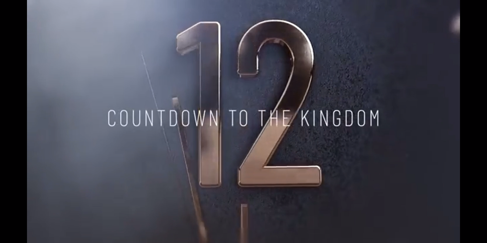 LIVE Webcast with Mark Mallett from Countdown to the Kingdom