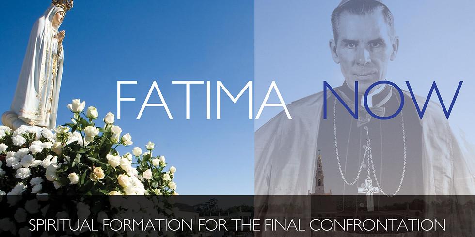 Fatima Now!  -- FREE Webinar