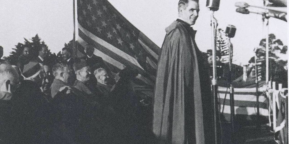Visions of Our Future: Fulton Sheen's Plan for a Great America - FREE ADMISSION