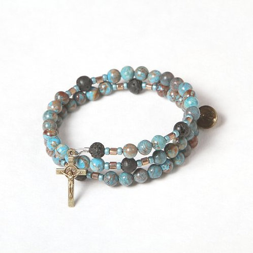 Guadalupe Bracelet aromaRosary®