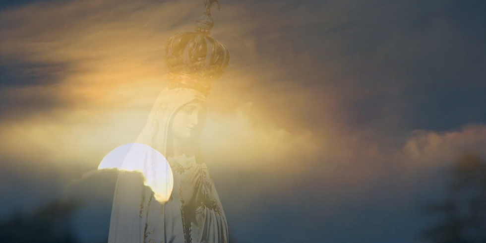 """October 13: Special LIVE Rosary and Reflection: """"Fatima and the Apocalypse"""""""