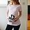 Thumbnail: Baby Loading  2021 Printed Pregnant T Shirt Maternity Short Sleeve T-Shirt