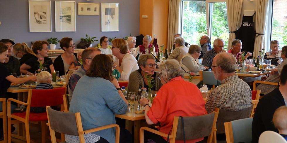 Madfællesskab - og tænk med om dit Lokalcenter Bjerggården