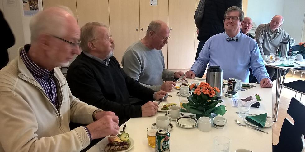 Frokostklubben for mænd +50