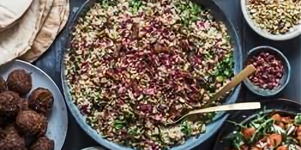 AFLYST: Kulinarisk fællesspisning for alle på Bjerget