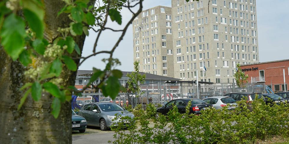 Nabolaget Del 2 + info om mer-byggeri ved Ejendomsselskabet Olav de Linde
