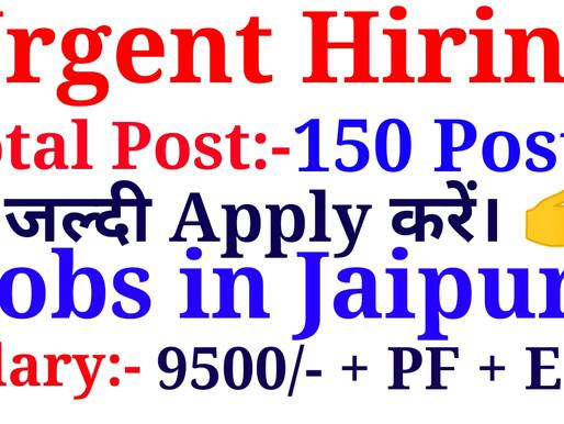 Urgent Hiring in E- commerce Company Jaipur  Private Jobs in Jaipur  Specialnaukri