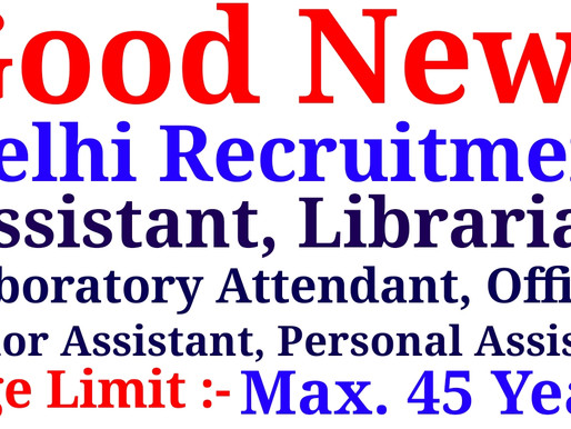 DAULAT RAM COLLEGE|Assistant, Library Attendant, Personal Assistant,Officer,Senior Ass|Specialnaukri