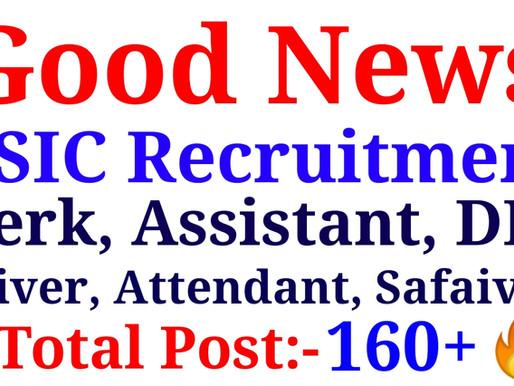 ESIC Recruitment 2021 Application Form Driver, Attendant,Assistant,Clerk,DEO,Chowkidar,Specialnaukri