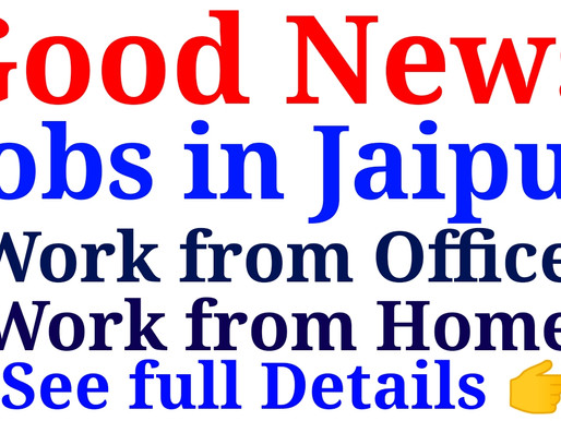 Work from home & work from office Advisor, Supervisor, Management, HR department, Administrative