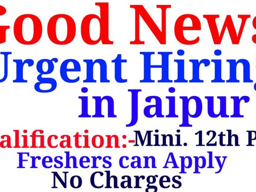 BPO (Customer Care) Jobs in Jaipur| Customer Services |Private Jobs in Jaipur | specialnaukri