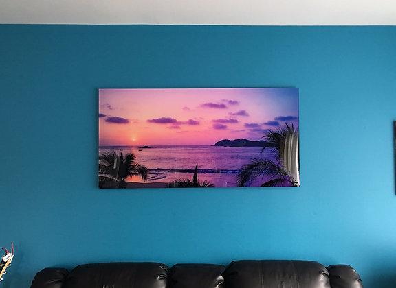Acrylic Mexican Sunset (Big)