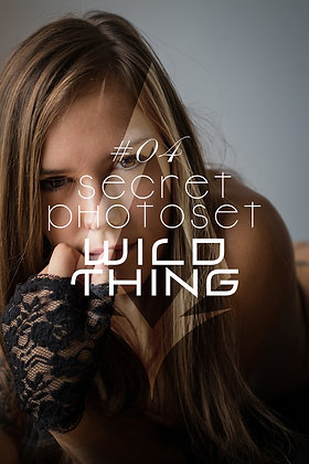 Secret Photoset #04 - Wild Thing (Digital PDF)