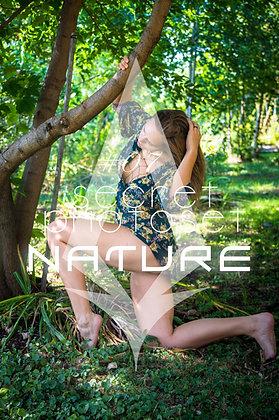 Secret Photoset #07 - Nature (Digital PDF)