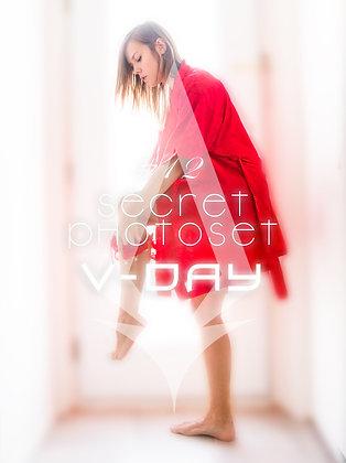 Secret Photoset #12 - V-Day (Digital PDF)