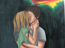 Love and Art. L'Amour et l'Art.