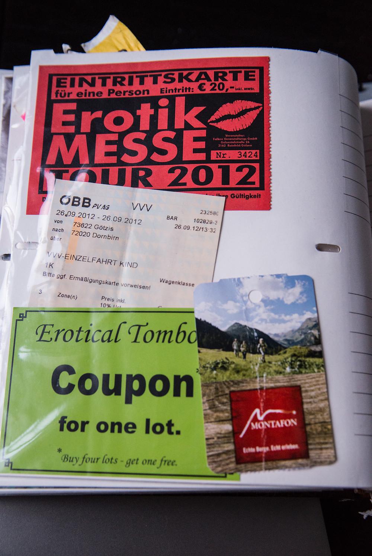 erotik messe tour 2012 Germany